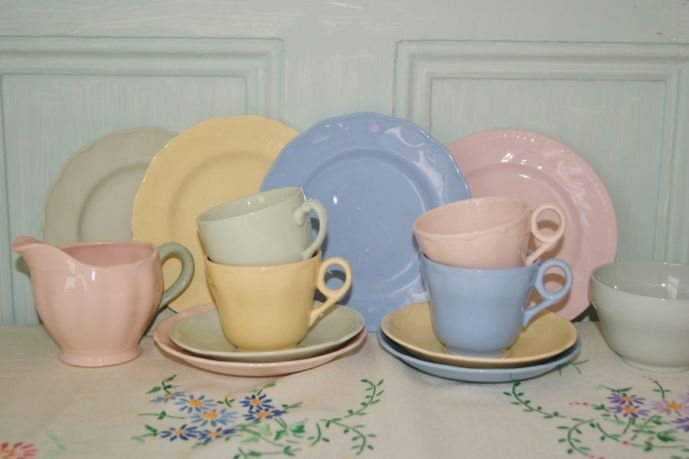 100 Best 1940s Amp 50s Utility Ware China Images On