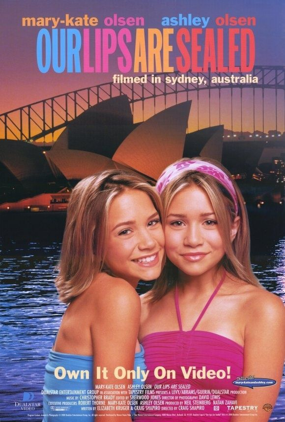 Ranked Mary Kate and Ashley movies.  Passport to Paris was my favorite.