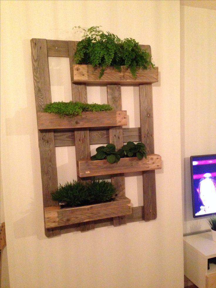 1000 id es sur le th me mur v g tal palette sur pinterest mur vegetal plan - Meuble de maison et jardin en c 94 secondes ...