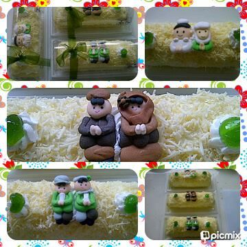 idul fitri roll cakes