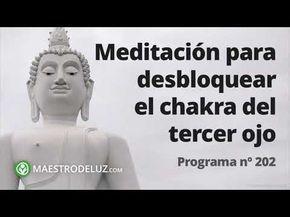 Meditación guiada: Activando tu chakra del Tercer Ojo | Reiki Nuevo