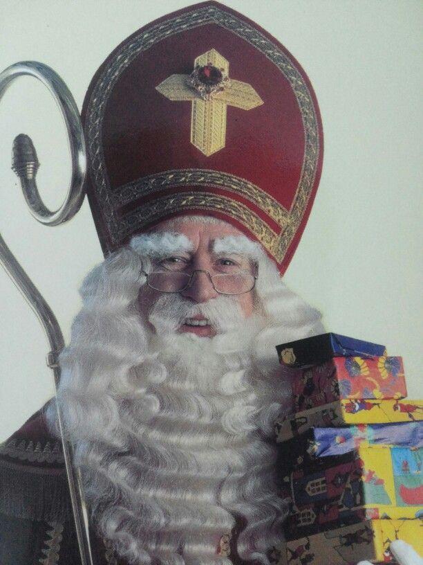 Sinterklaas kaart