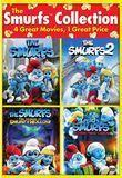 The Smurfs/The Smurfs 2/Smurfs: Legend of Smurfy Hollow/Smurfs' Christmas [2 Discs] [DVD], 28650133