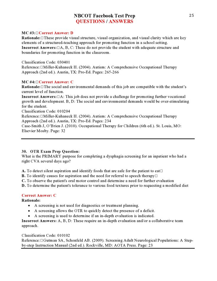 142 best NBCOT images on Pinterest Occupational therapy - occupational therapy sample resume