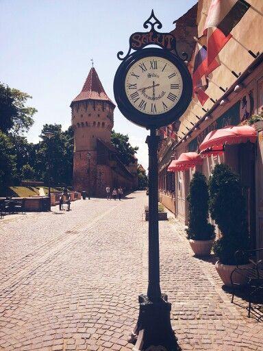 Sibiu, Romania - hometown