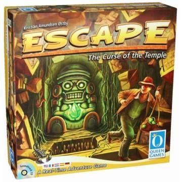 Escape kooperatív társasjáték - 8 éves kortól - Egyszerbolt Társasjáték Webáruház
