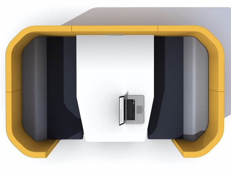 Oasis Soft Team Hub | Acoustic Pods | Office Furniture