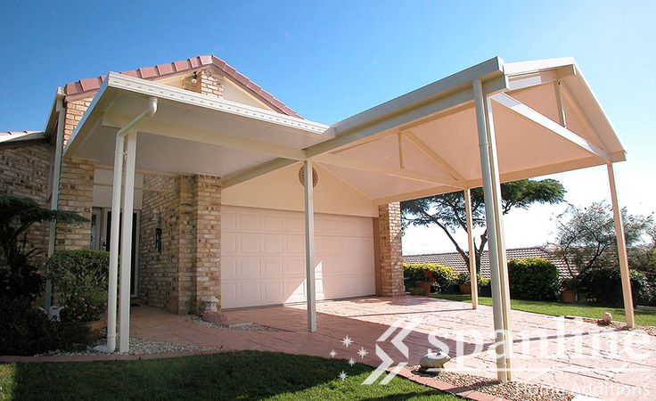Australian made for Australian conditions.  Spanline Australia has you covered with a wide range of carports and shelters.