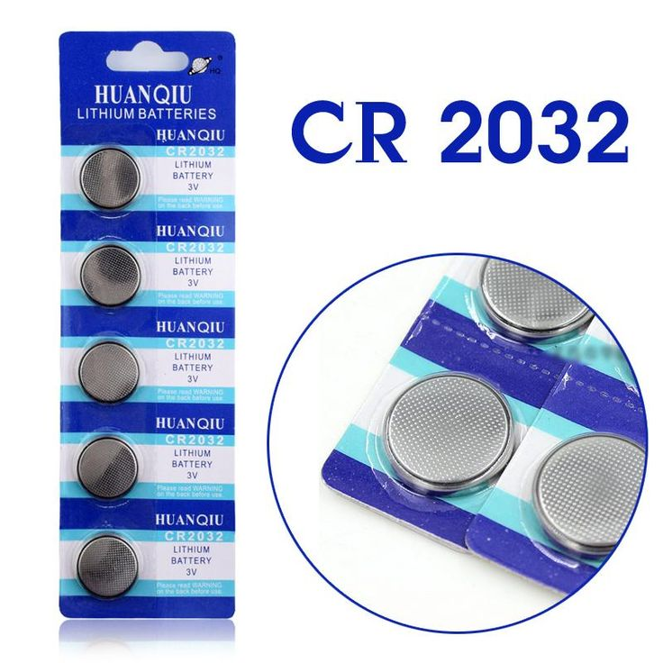 Hot selling 5 Pcs 3V Lithium Coin Cells Button Battery 5004LC ECR2032 CR2032 DL2032 KCR2032 EE6227 52% off