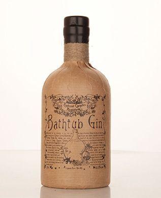 Tried and tested gins- Bathtub gin!