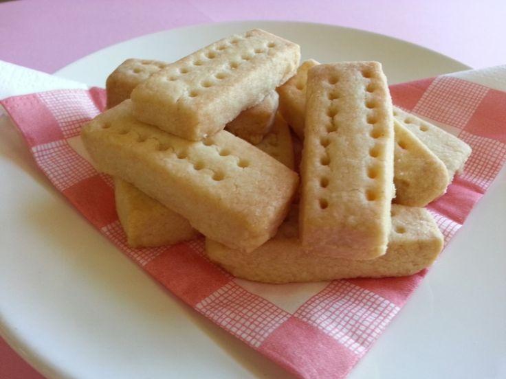#Shortbread (biscotti scozzesi) con bimby