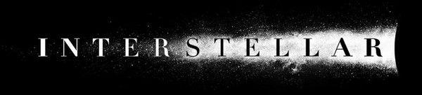 """Логотип фильма """"Интерстеллар"""""""