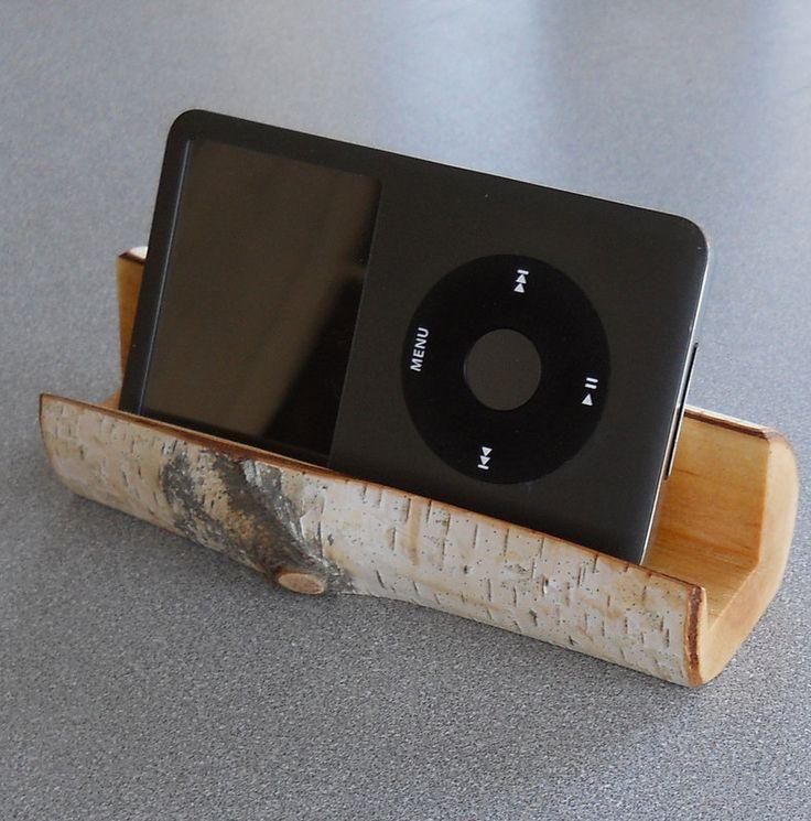 iPhone Holder. $16.00, via Etsy.