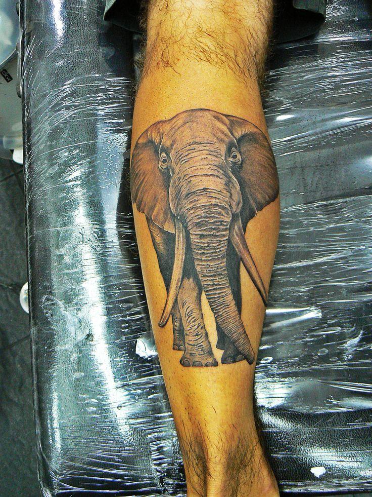 Thai Elephant Tattoos Thai Elephant