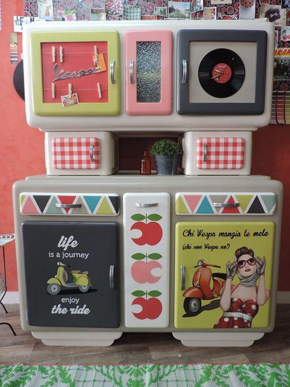 MamZelle Térébenthine peintre relooking de meubles
