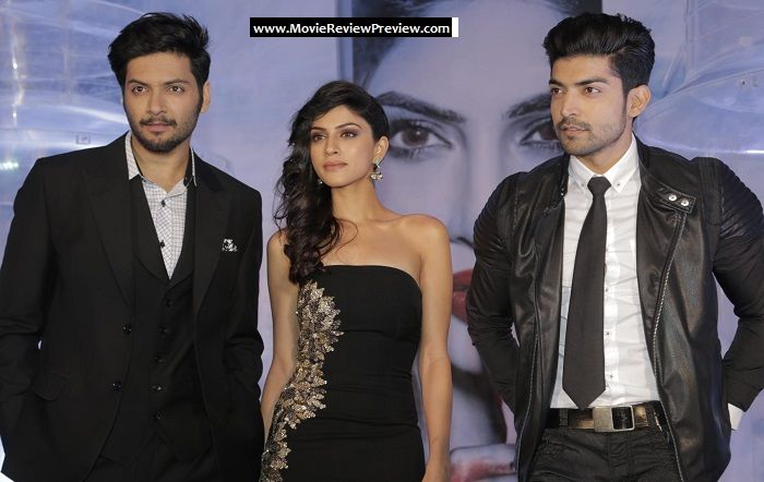 """iconic song and we wanted to use the song to heighten the mood of supernatural in the film,"""" Mahesh said in a statement. Directed by Kamal Amrohi, 1949 movie Mahal saw the original track picturised on actors Ashok Kumar and Madhubala, and it was sung by melody queen Lata Mangeshkar. Television actor Gurmeet Choudhary, who is making a transition from the small screen to silver screen with the movie, had earlier mentioned that the erotic love triangle Khamoshiyan is quite similar to 1949…"""