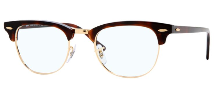 Ray Ban Glasses RX5154 2372 49 is designed for unisex and the frame is tortoise. This style has a small - 49mm lens diameter. The bridge size for this model is 21mm land the side length is standard. This adult designer prescription glasses model is a metal, rectangle shape. The full rimmed frame with a Ray Ban rx5154 2372 49 eyeglasses comes with free single vision lenses, scratch resistant coating, tint (if required), hard case & cloth, minimum 12 month warranty and authenticity guaranteed.