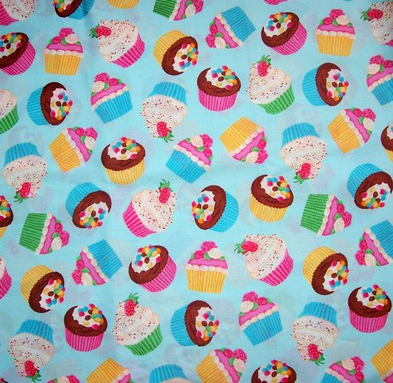 Icing On Fabric: 1000+ Images About Cupcake Fabric On Pinterest