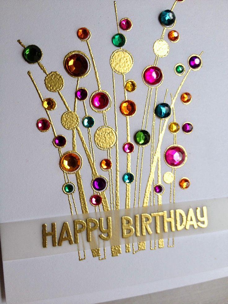 Love happy birthday jewel garland card pinteres happy birthday jewel garland card pinteres bookmarktalkfo Images