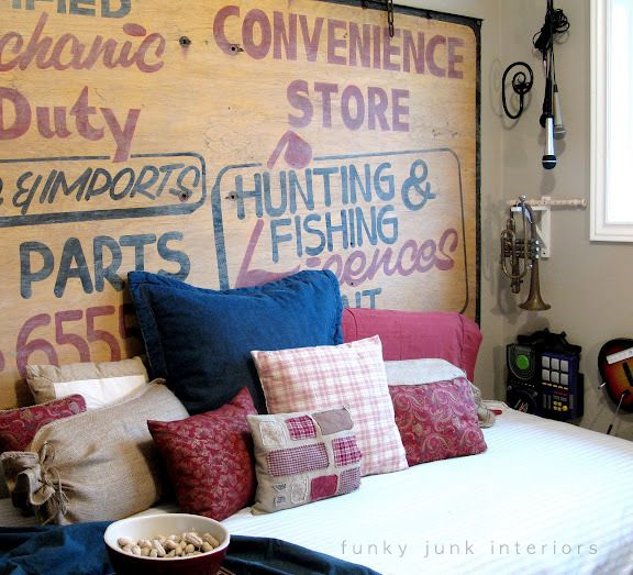 From Junk Room To Beautiful Bedroom The Big Reveal: Best 25+ Unique Headboards Ideas On Pinterest