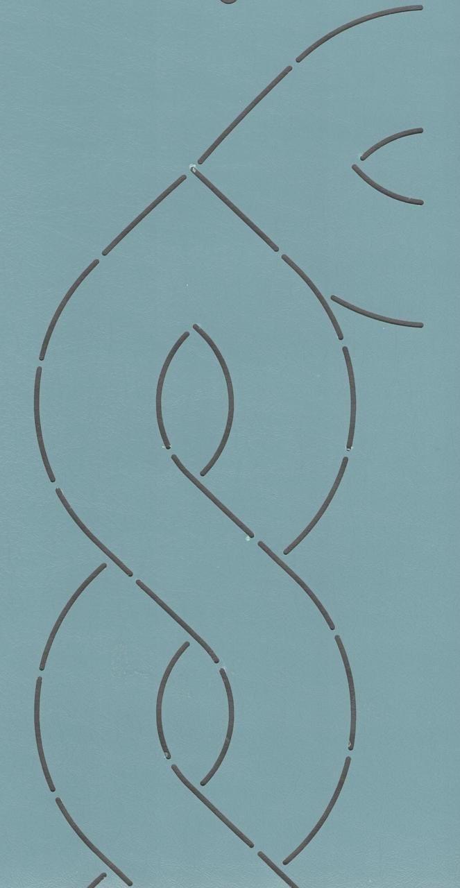 """Zion 80 4"""" - The Stencil Company"""