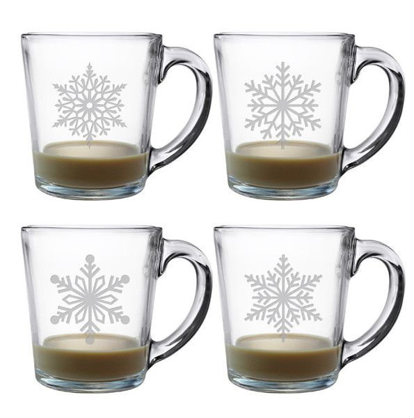 25 unique paper snowflakes ideas on pinterest 3d paper for Cool glass coffee mugs