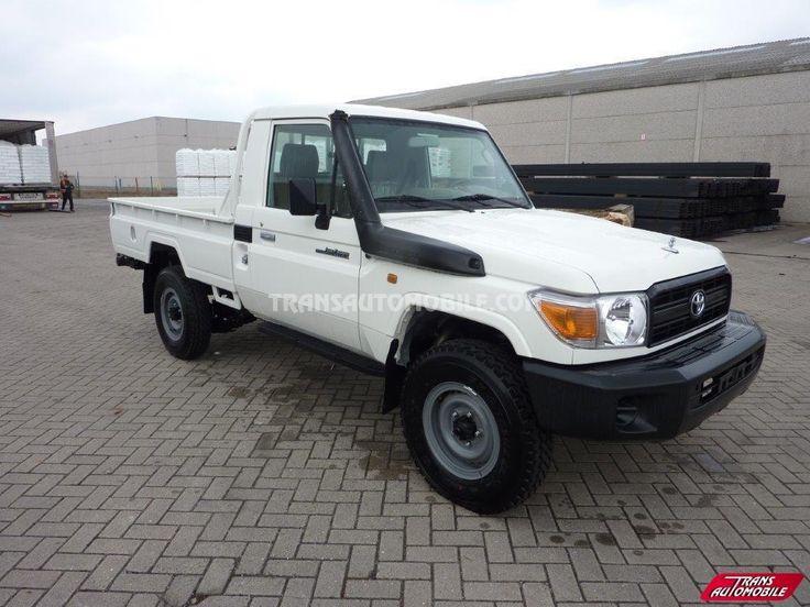 Export Cabina simple Toyota Land Cruiser, Nuevo