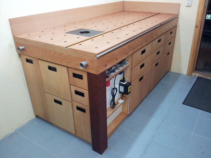 419 Best Images About Workbench Designs On Pinterest