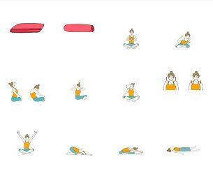 beginner yoga  kundalini yoga simple beginner level