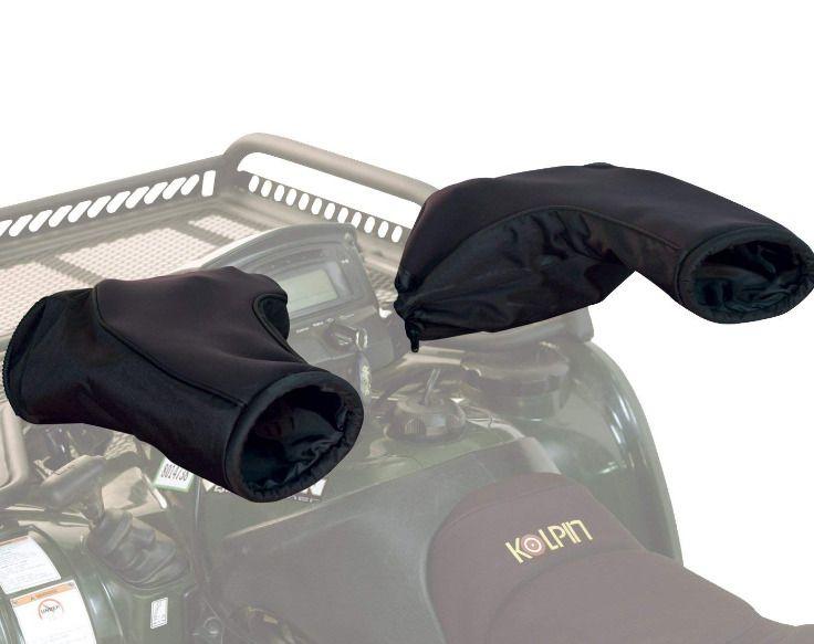 Hand Guards Heated Grip Warmer Mitts For Polaris Xplorer//570 SP//800//700//500 ATV
