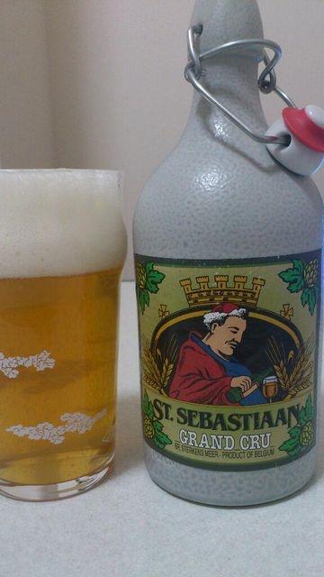 St. SEBASTIAAN GRAND CRU from Belgium