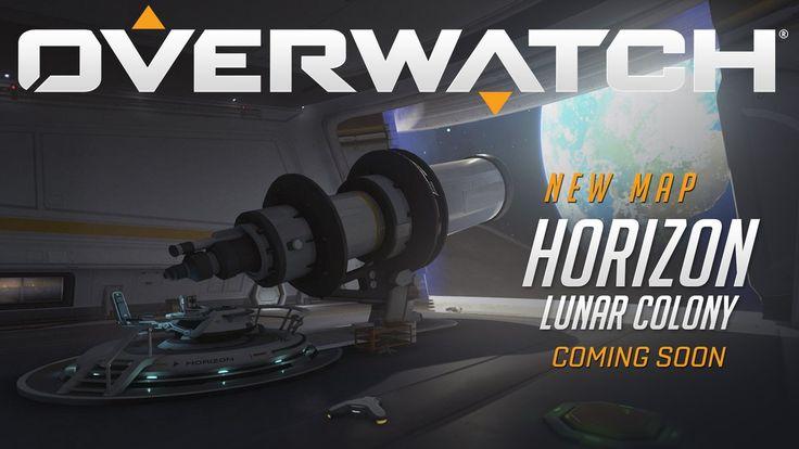 Overwatch new map teaser