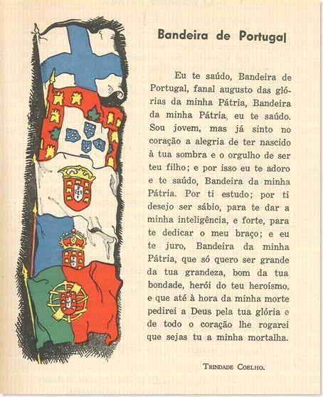 Bandeira de Portugal. Portuguese Flag.