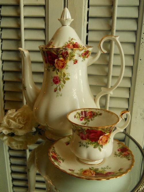 Eu queria gostar de chá