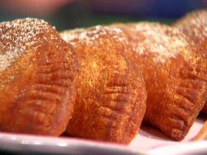 mmm... take a taste of Mammy's Fried Apple Pies! Great Redneck Recipe from TeamJimmyJoe.com