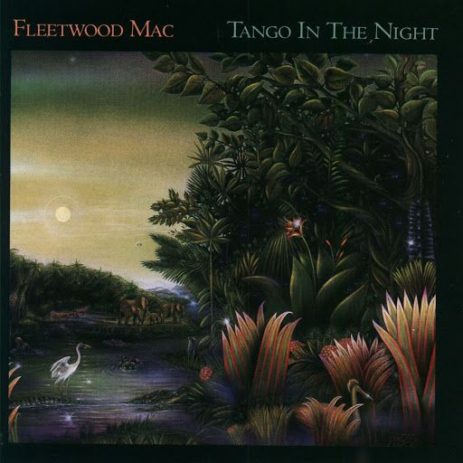 My first touch to Fleetwood Mac, a great song and one of their best ever. Tango In The Night [Full Album] - YouTube