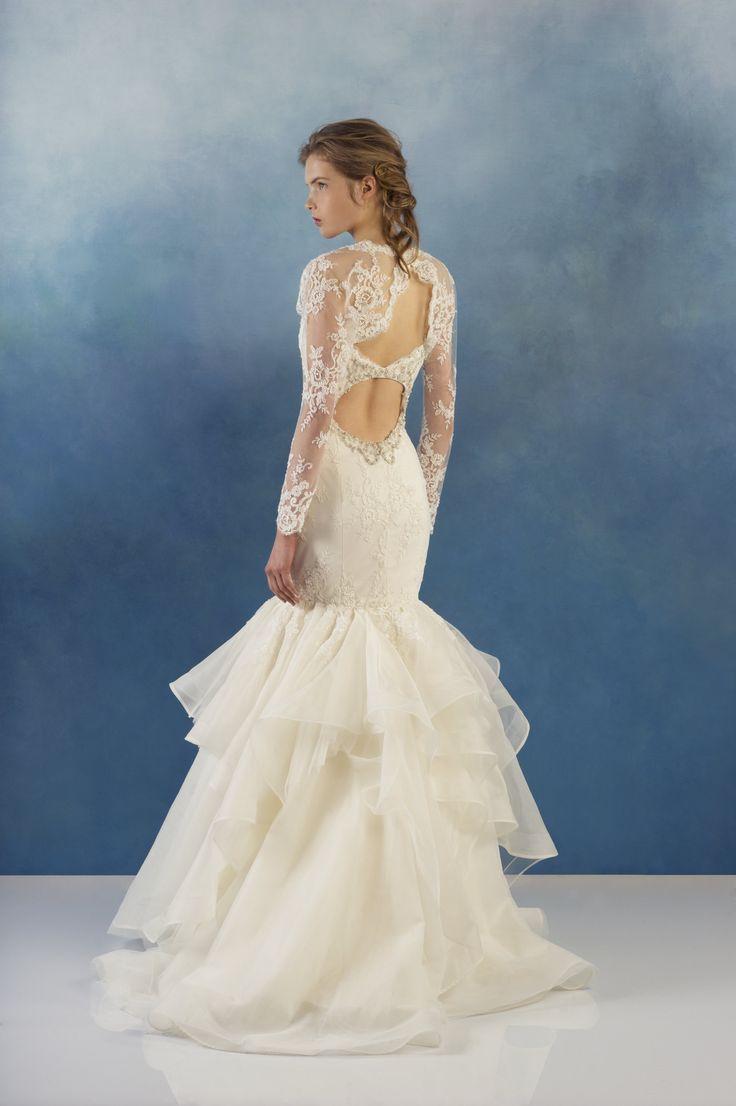 21 best Alyne Spring 2016 images on Pinterest | Wedding frocks ...