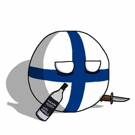 Finlandball <3