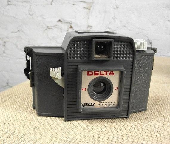 1960's Imperial Delta Camera