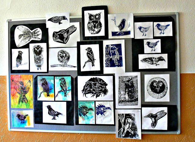 Tvoříme s dětmi  ☺: Z ptačí říše....
