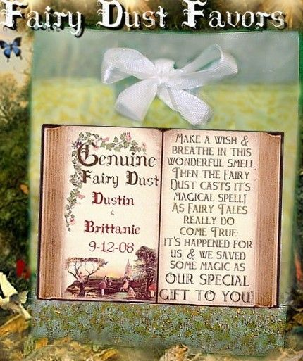 Fairytale Wedding Invitation Wording