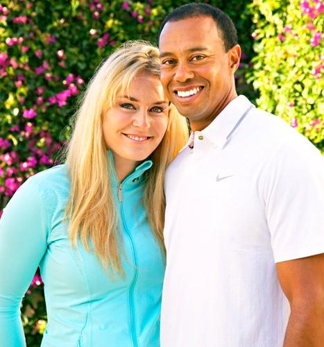 Tiger Woods, Lindsey Vonn dating