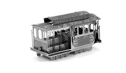 Fascinations Metal Earth Cable Car 3D Metal Model Kit Fas...
