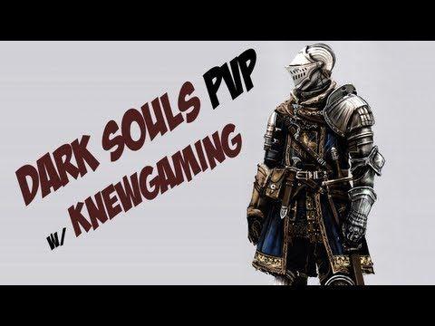 Dark Souls PvP - Gravelord Sword Dance and Lightni Gravelord Sword