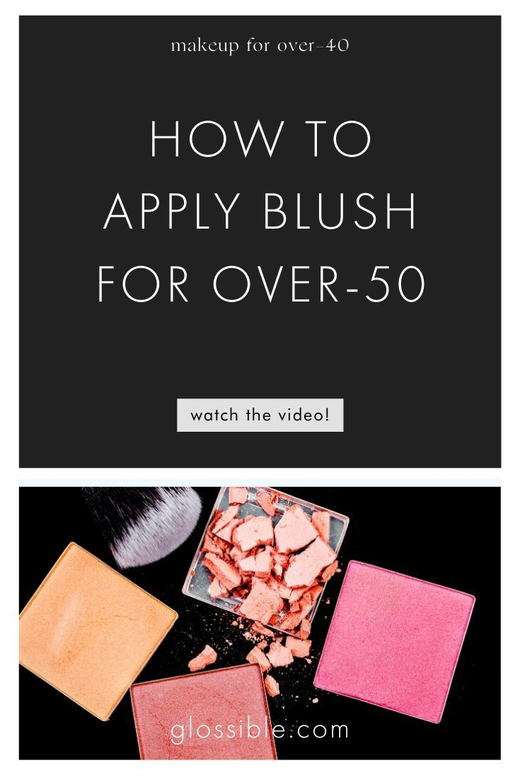 Watch Sonia's quick video on how to apply blush for those of us over-40 and over-50. #makeup #makeuptutorials #ageless beauty Makeup Over 40, How To Apply Blush, Makeup And Beauty Blog, Ageless Beauty, Over 50, Professional Makeup Artist, 50th, Eyeshadow, Skin Care