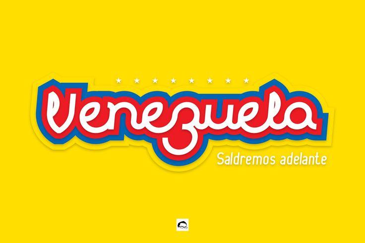 Venezuela Saldremos adelante on Behance