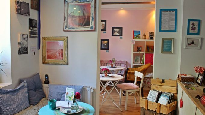 Kakao oder Tee trinken gehen (Jussi - Mein skandinavisches Krimi-Buch-Café)