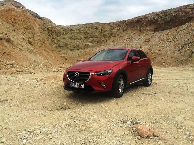 Mazda CX3 2.0, 150 CP