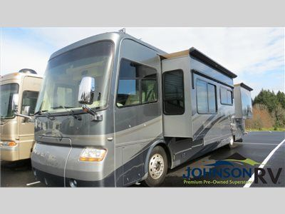 Used 2007 Tiffin Motorhomes Phaeton 40QDH Motor Home Class A - Diesel at Johnson…