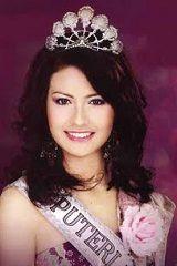 Puteri Indonesia 2007 - Putri Raemawasti